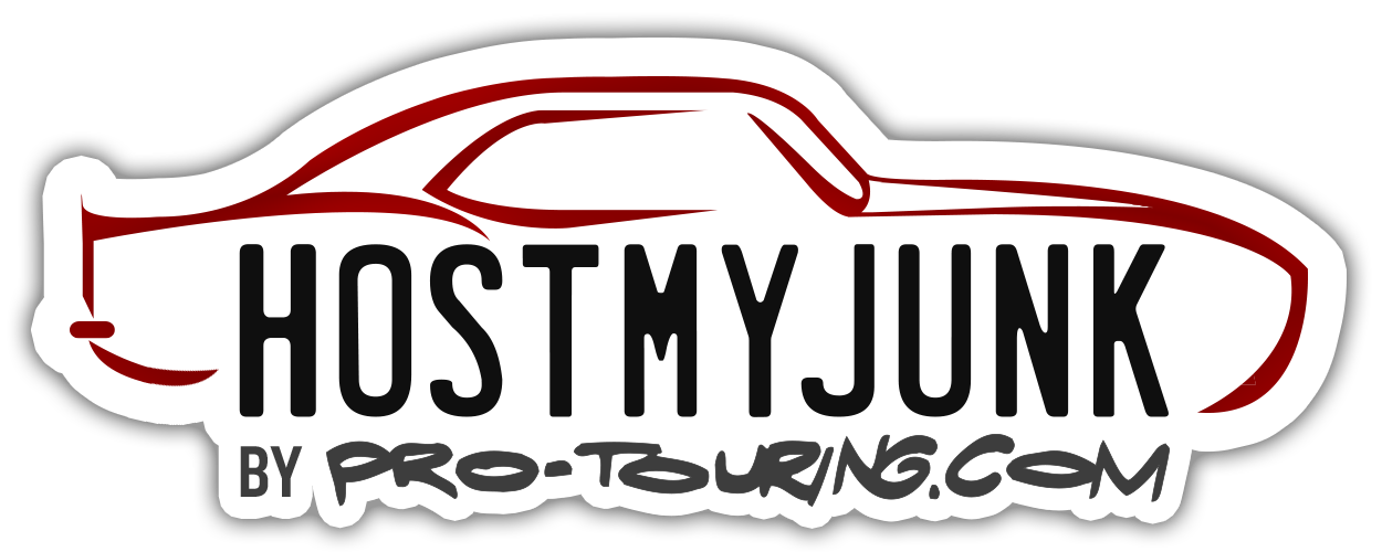 HostMyJunk by Pro-Touring.com